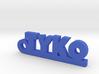 TYKO Keychain Lucky 3d printed