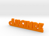 LUCINDE Keychain Lucky 3d printed