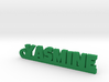 YASMINE Keychain Lucky 3d printed