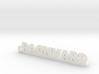 RAGNVARD Keychain Lucky 3d printed