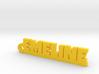 EMELINE Keychain Lucky 3d printed