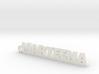 MARTEENA Keychain Lucky 3d printed