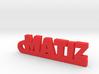 MATIZ Keychain Lucky 3d printed