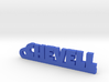 CHEVELL Keychain Lucky 3d printed