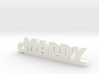 MADDY Keychain Lucky 3d printed