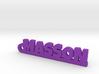 MASSON Keychain Lucky 3d printed