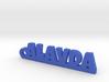 ALAVDA Keychain Lucky 3d printed