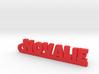 NOVALIE Keychain Lucky 3d printed