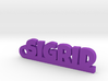 SIGRID Keychain Lucky 3d printed