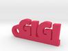GIGI Keychain Lucky 3d printed