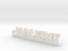 VALERIE Keychain Lucky 3d printed