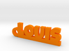 LOUIS Keychain Lucky 3d printed