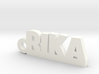 RIKA Keychain Lucky 3d printed