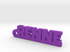 RENNE Keychain Lucky 3d printed