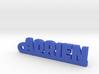 ADRIEN Keychain Lucky 3d printed