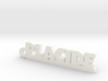 PLACIDE Keychain Lucky 3d printed