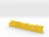 THEODORE Keychain Lucky 3d printed
