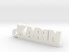 KARIN Keychain Lucky 3d printed