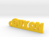 GUYON Keychain Lucky 3d printed