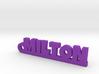 MILTON Keychain Lucky 3d printed