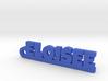 ELOISEE Keychain Lucky 3d printed