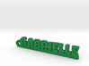 GABRIELLE Keychain Lucky 3d printed