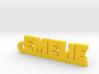 EMELIE Keychain Lucky 3d printed