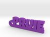 PRUIE Keychain Lucky 3d printed