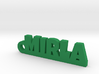 MIRLA Keychain Lucky 3d printed