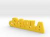 RAULA Keychain Lucky 3d printed