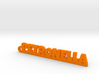 PETRONELLA Keychain Lucky 3d printed