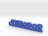THEODOR Keychain Lucky 3d printed