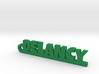 DELANCY Keychain Lucky 3d printed
