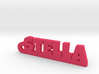 STELLA Keychain Lucky 3d printed