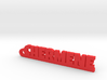 CHERMENE Keychain Lucky 3d printed