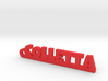 COLLETTA Keychain Lucky 3d printed