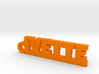 IVETTE Keychain Lucky 3d printed