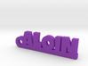 ALOIN Keychain Lucky 3d printed
