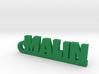 MALIN Keychain Lucky 3d printed