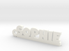 SOPHIE Keychain Lucky 3d printed