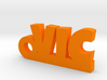 VIC Keychain Lucky 3d printed