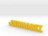 BERNADET Keychain Lucky 3d printed