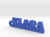 KLARA Keychain Lucky 3d printed