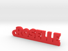 ROSELLE Keychain Lucky 3d printed