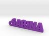 SARINA Keychain Lucky 3d printed