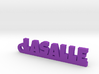LASALLE Keychain Lucky 3d printed