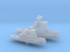 1/1200 Vietnam era US Army Tugs 3d printed