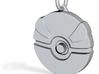 Great ball pendant 3d printed
