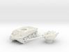 M4 Sherman Tank (Usa) 1/144 3d printed