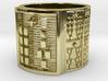 IRETEOYEKUN Ring Size 11-13 3d printed